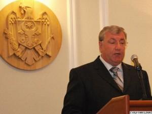 Leonid Bujor, ministrul Educaţiei