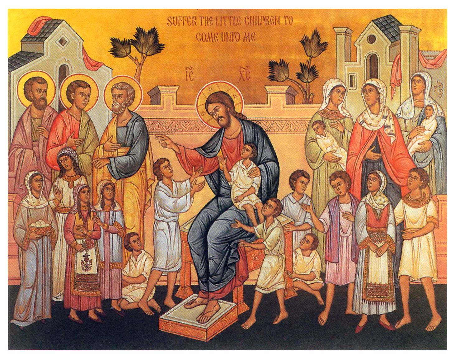 Iisus-Lasati-copiii-sa-vina-la-Mine